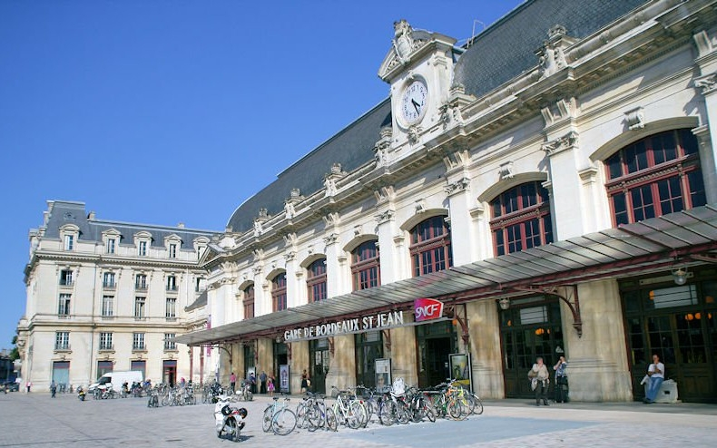 Gare Bordeaux Saint-Jean